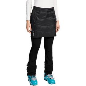 VAUDE Sesvenna Vendbar nederdel Damer, black